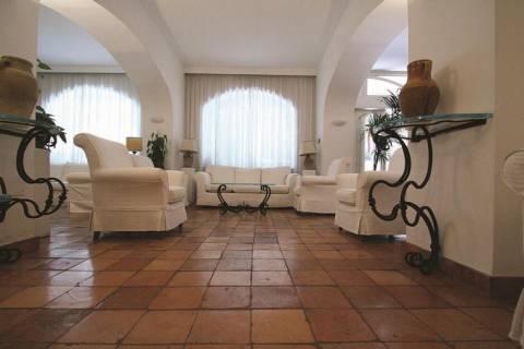 Goedkope meivakantie Campanië - Villa Romana