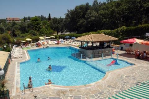 Goedkope meivakantie Corfu - Corifo Village