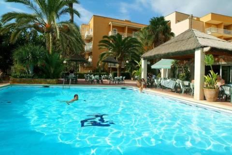 Goedkope meivakantie Mallorca - Paradiso Garden