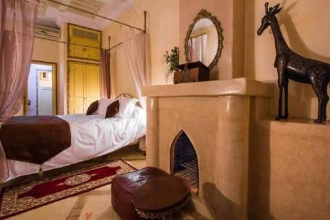 Goedkope meivakantie Marokkaanse Binnenland - Riad Amira Victoria