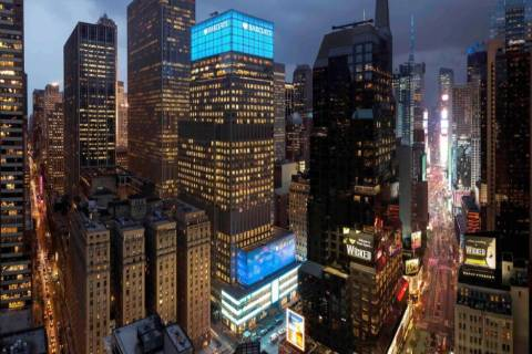 Goedkope meivakantie New York - Novotel New York Times Square