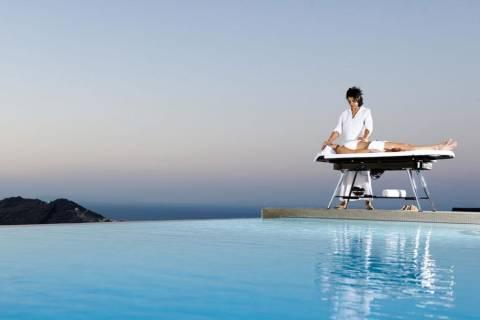 Goedkope meivakantie Santorini - Avaton Resort en Spa