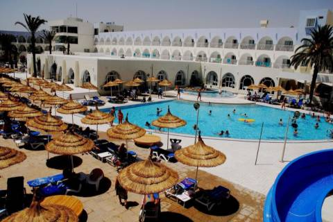 Goedkope meivakantie Tunesische Kust - Primasol El Mehdi