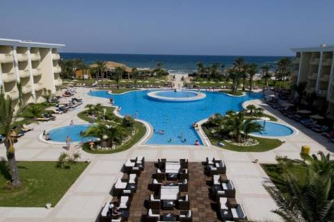 All inclusive meivakantie Tunesische Kust - Royal Thalassa Monastir