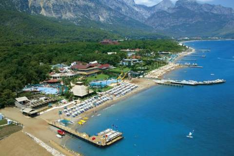 All inclusive meivakantie Turkse Rivièra - Amara Club Marine Nature
