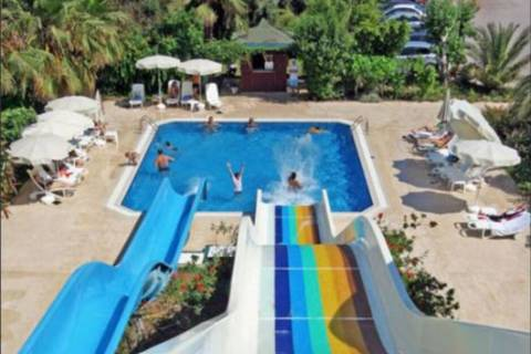 All inclusive meivakantie Turkse Rivièra - Club Aqua Plaza