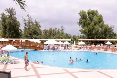 All inclusive meivakantie Turkse Rivièra - Club Sidelya
