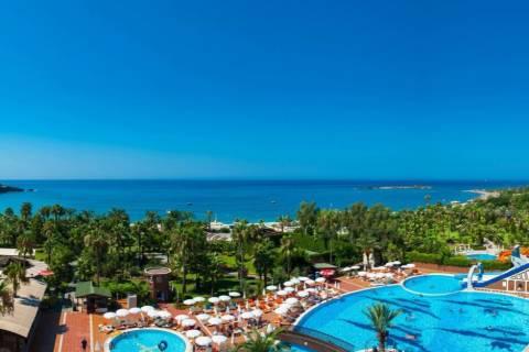 Meivakantie Turkse Riviera Kirman Arycanda De Luxe Vertrek 30 April 2021