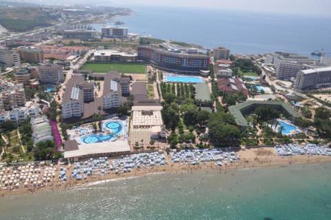 All inclusive meivakantie Turkse Rivièra - Lonicera World Club