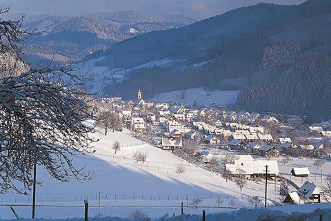 Goedkope wintersport Baden Württemberg - Hirschen