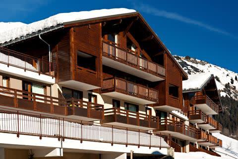 Wintersport Franse Alpen Chalets Du Mont Blanc Vertrek 20 Maart 2021