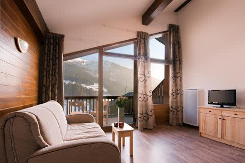 Goedkope wintersport Franse Alpen - Chalets Du Mont Blanc