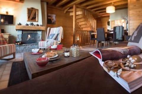 Goedkope wintersport Franse Alpen - Le Chalet du Vallon