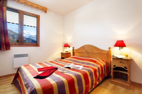 Goedkope wintersport Franse Alpen - Le Domaine Du Grand Tetras