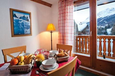 Goedkope wintersport Franse Alpen - Les Valmonts Val Cenis