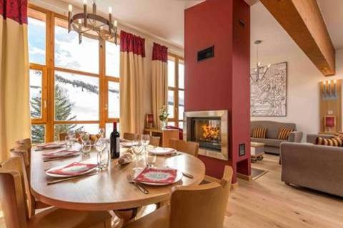 Goedkope wintersport Franse Alpen - Odalys Edenarc