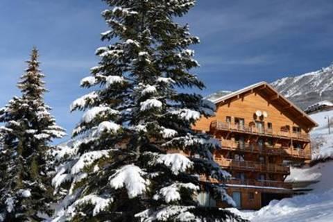 Goedkope wintersport Franse Alpen - Odalys Pra Sainte Marie
