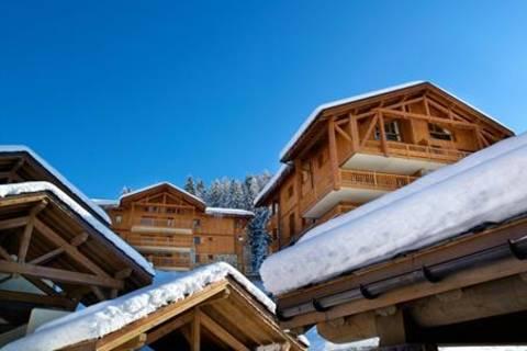 Goedkope wintersport Franse Alpen - Residence CGH L'Orée des Cimes