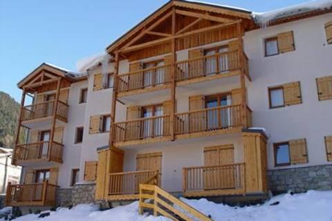 Goedkope wintersport Franse Alpen - Residence Valfrejus