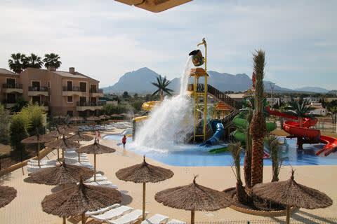 All inclusive zonvakantie Costa Blanca - Albir Garden Resort