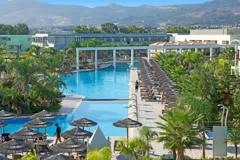 All inclusive vakantie Kos - Blue Lagoon Resort