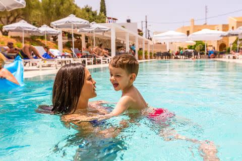 Goedkope vakantie Kreta - TIME TO SMILE Sundance