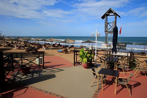 Goedkope vakantie West Gambia - Senegambia Beach