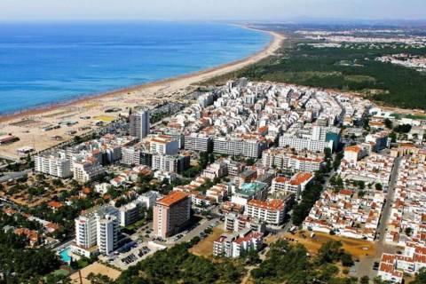 Goedkope voorjaarsvakantie Algarve - Monte Gordo