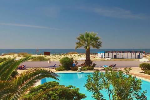 Goedkope voorjaarsvakantie Algarve - Vasco da Gama