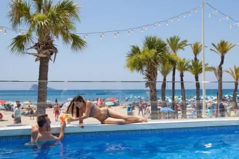 Goedkope voorjaarsvakantie Costa Blanca - Brisa