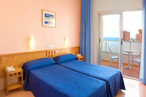 Goedkope voorjaarsvakantie Costa Blanca - Poseidon Resort
