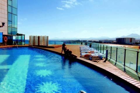 Goedkope voorjaarsvakantie Lanzarote - Arrecife Gran en Spa
