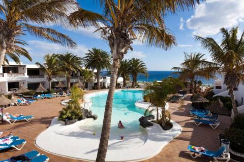 Goedkope voorjaarsvakantie Lanzarote - R2 Bahia Kontiki
