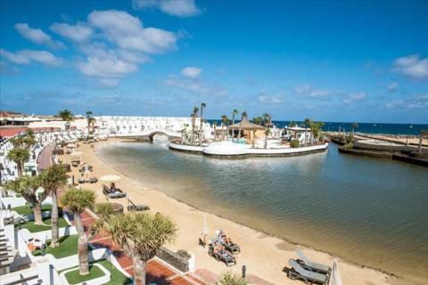 Goedkope voorjaarsvakantie Lanzarote - Sands Beach Resort