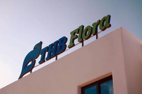 Goedkope voorjaarsvakantie Lanzarote - THB Flora