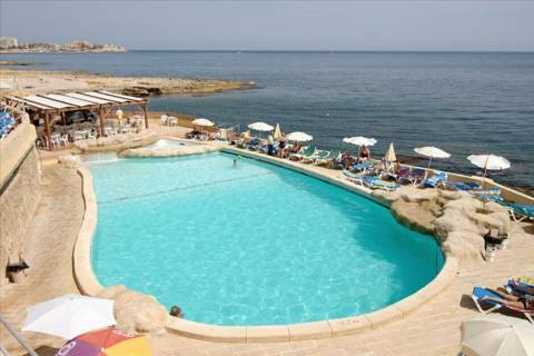 Goedkope voorjaarsvakantie Malta - Preluna en Spa