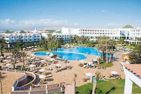 All inclusive voorjaarsvakantie Marokkaanse Atlantische Kust - IBEROSTAR Founty Beach