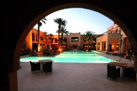 Goedkope voorjaarsvakantie Marokkaanse Atlantische Kust - Tikida Golf Palace