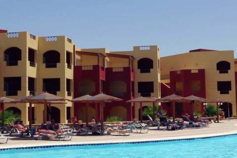 All inclusive voorjaarsvakantie Rode Zeekust - Magic Tulip Beach Resort