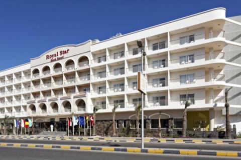 All inclusive voorjaarsvakantie Rode Zeekust - Royal Star Beach Resort