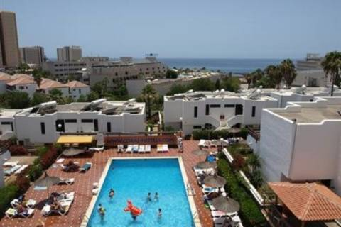 Goedkope voorjaarsvakantie Tenerife - Paraiso del Sol