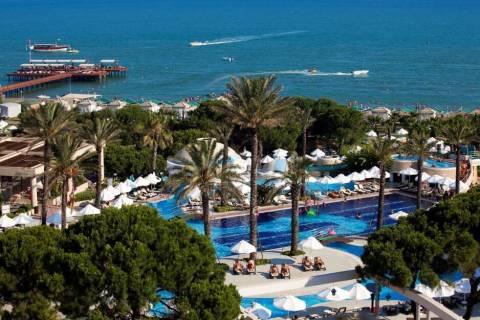 All inclusive voorjaarsvakantie Turkse Rivièra - Limak Atlantis Resort