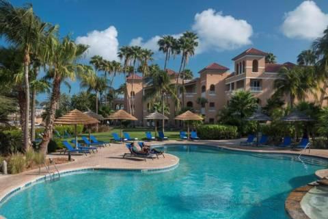 Goedkope zomervakantie AW - Divi Village Golf en Beach Resort