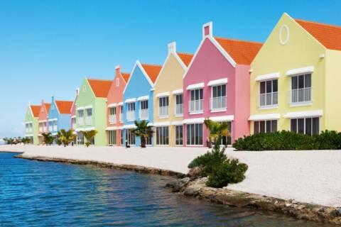 Goedkope zomervakantie Bonaire - Marriott Courtyard