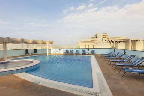 Goedkope zomervakantie Dubai - Ramada Chelsea Al Barsha