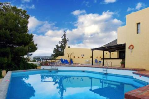 Goedkope zomervakantie Kreta - TIME TO SMILE Sundance