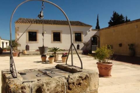 Goedkope zomervakantie Sicilië - Masseria la Corte del Sole