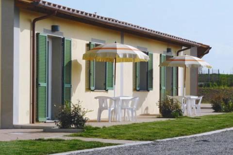 Goedkope zomervakantie Toscane - Eden Park Resort