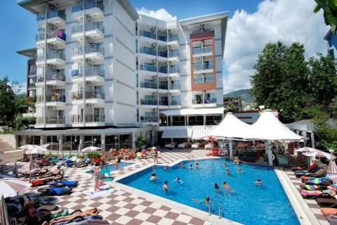 Goedkope zomervakantie Turkse Rivièra - Grand Okan