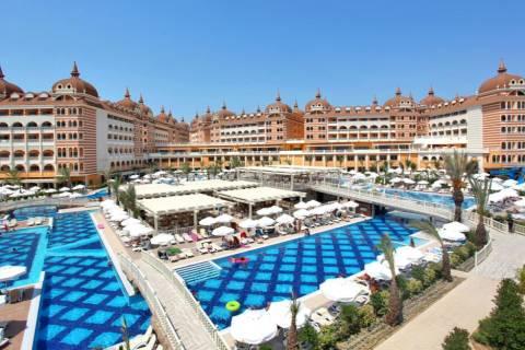 All inclusive zomervakantie Turkse Rivièra - Royal Alhambra Palace
